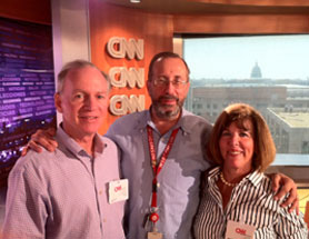john-dedakis-lynda-and-Jim-at-cnn-in-washington